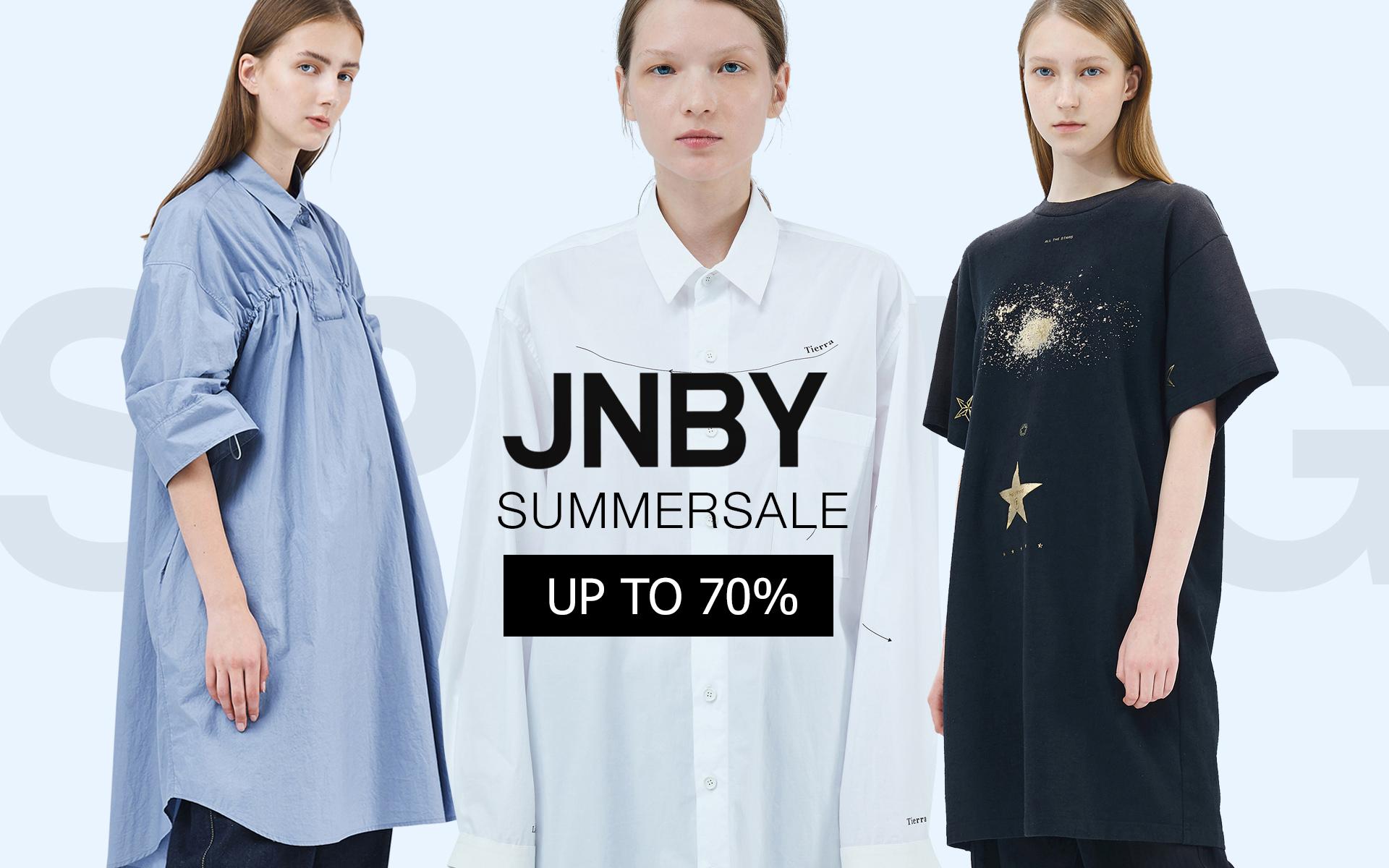 JNBY – Summer Sale 2020